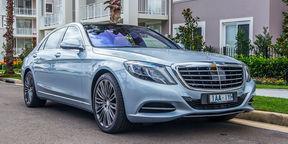 Mercedes-Benz S-Class Technology Overview