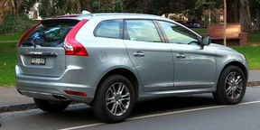 Volvo XC60 Booster Seats