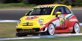 Abarth 695 Assetto Corse: Track Review