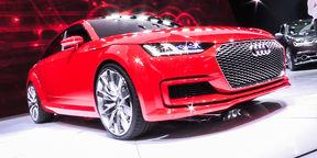 2014 Audi TT Sportback Concept - first look