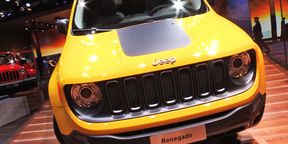 2015 Jeep Renegade - first look