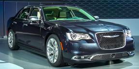 2015 Chrysler 300 : Los Angeles Auto Show