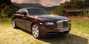 Rolls-Royce: a Ghost story