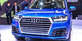 Audi Q7 First Look : NAIAS Detroit Motor Show 2015