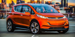 Chevrolet Bolt Design Interview : NAIAS Detroit Motor Show 2015