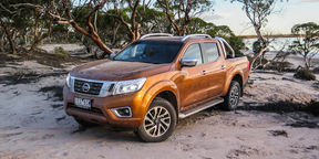 2015 Nissan Navara Review