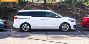 2015 Kia Carnival Mums vs Dads Challenge : Parking