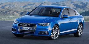 2016 Audi A4 Review : International Launch