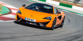2016 McLaren 570S Review - First Drive Plus Hot Laps with Chris Goodwin