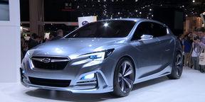 Subaru Impreza 5-Door Concept Walkaround : 2015 Tokyo Motor Show