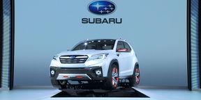 Subaru Viziv Future Concept Walkaround : 2015 Tokyo Motor Show