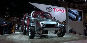 Toyota Kikai Concept : 2015 Tokyo Motor Show