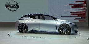 Nissan IDS Concept : 2015 Tokyo Motor Show
