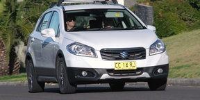 2016 Suzuki S-Cross GLX Review