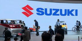 Suzuki Air Triser, Mighty Deck and Ignis Trail Concepts : 2015 Tokyo Motor Show