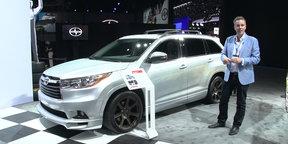 Welcome to the LA Auto Show 2015