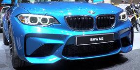 2016 BMW M2 : 2016 Geneva Motor Show