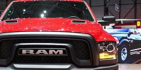 RAM Trucks 1500 : 2016 Geneva Motor Show