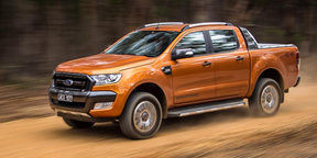 Ford Ranger Wildtrak Review