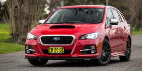 2016 Subaru Levorg GTS Spec.B Review