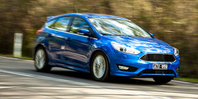 2016 Ford Focus Titanium: road trip through the Southern Highlands via Sea Cliff Bridge