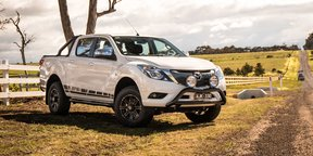 2016 Mazda BT-50 XTR Kuroi Pack Review
