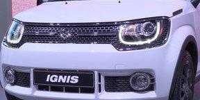 2017 Suzuki Ignis - 2016 Paris Motor Show