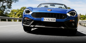 Abarth 124 Spider Review