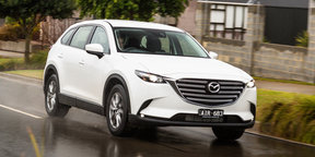 2016 Mazda CX-9 Touring AWD Review