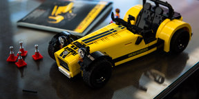 2017 Caterham Seven 620R LEGO review