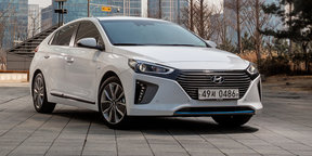 2017 Hyundai Ioniq review