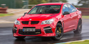 2017 HSV GTS 30 Years Quick Look - Sandown Raceway