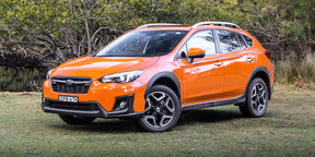 2017 Subaru XV 2.0i-S review