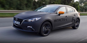 Mazda SkyActiv-X review