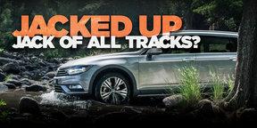 2018 Volkswagen Passat Alltrack review