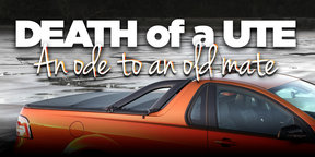 Holden Commodore: Death of a Ute