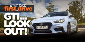 2018 Hyundai i30 N review: Australian track test - first look