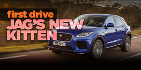 2018 Jaguar E-Pace review: First drive of Jag's new kitten!