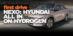 2018 Hyundai Nexo review: World first drive