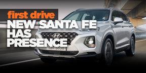 2018 Hyundai Santa Fe review: A new class leader?