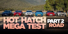 2018 Hot Hatch Mega Test Video, Part 2: Road