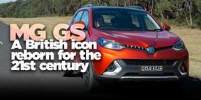 2018 MG GS review
