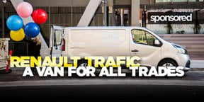 Renault Trafic: A van for all trades