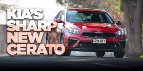 2019 Kia Cerato Sport+ review