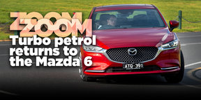 2018 Mazda 6 Atenza sedan review: Turbo petrol returns