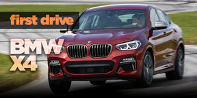 2019 BMW X4 review: First drive