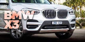 2018 BMW X3 sDrive20i review