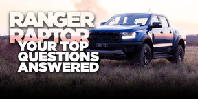 Ford Ranger Raptor: Top questions answered