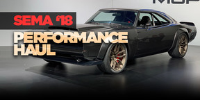 SEMA 2018: Performance car hall