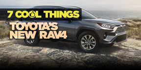 2019 Toyota RAV4: 7 Cool Things!